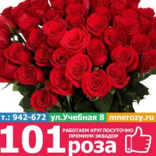 101 РОЗА - АКЦИЯ!!!