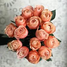 15 роз Kahala