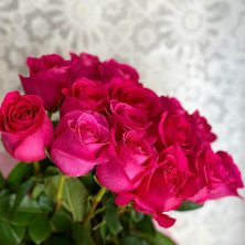 15 роз Pink Floyd