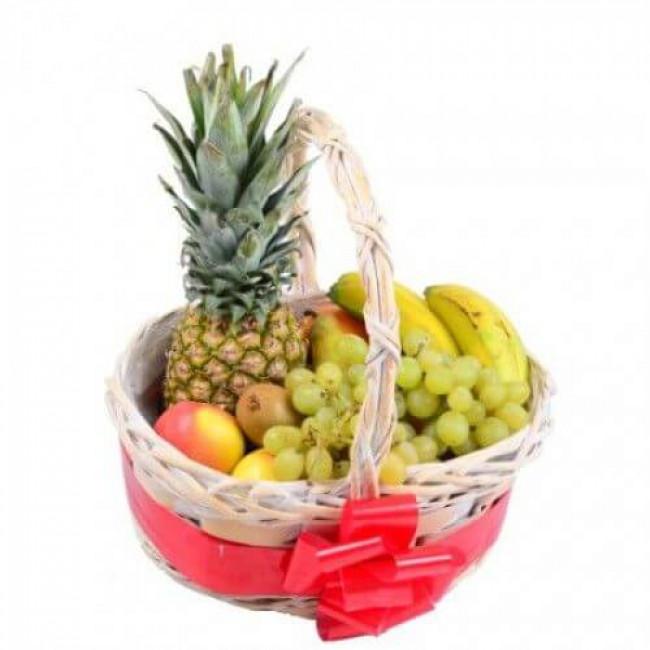 Корзина с фруктами «Рай»